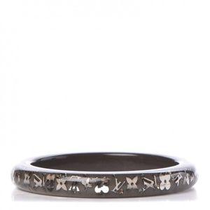 Authentic Louis Vuitton Resin Swavroski Bracelet